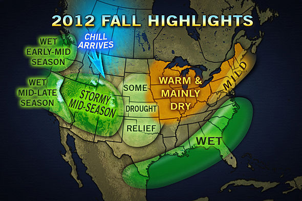 Latest Winter Weather 2012-2013 Prediction