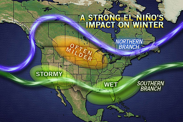 Winter Forecast for the Midwest | True North Outdoor